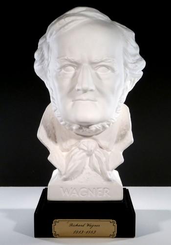 Richard Wagner Büste - Goebel