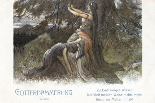 Poster: Die drei Nornen