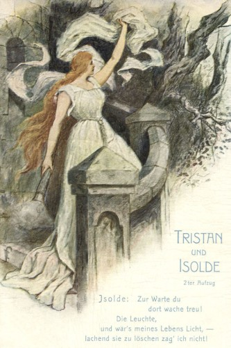 Poster: Isolde