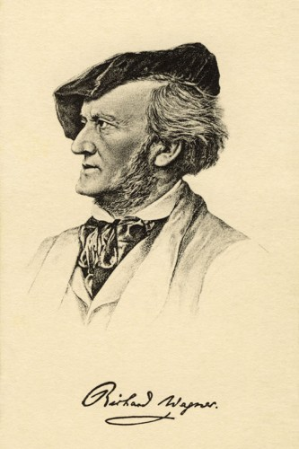 Poster: Richard Wagner