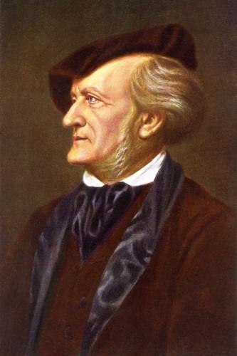 Poster: Richard Wagner 40 x 60 cm