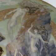 Sammelteller Richard Wagner - Das Rheingold