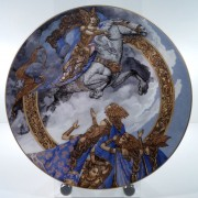 Collective plate Richard Wagner - The Valkyrie