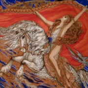 Sammelteller Richard Wagner - Götterdämmerung