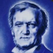 Richard Wagner Jubiläums-Teller