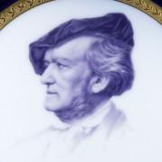 Richard Wagner Wandteller