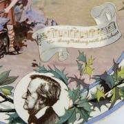 Richard Wagner Wandteller Sarreguemines - Siegfried