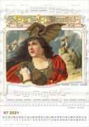 Wagner Kalender 2021