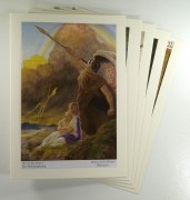 Fotokarten Set Wagner Opern Teil 2