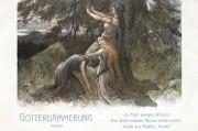 Poster: Die drei Nornen 20 x 30 cm
