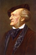 Poster: Richard Wagner