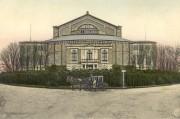 Poster: Richard Wagner Festpielhaus