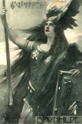 Poster: Brünnhilde
